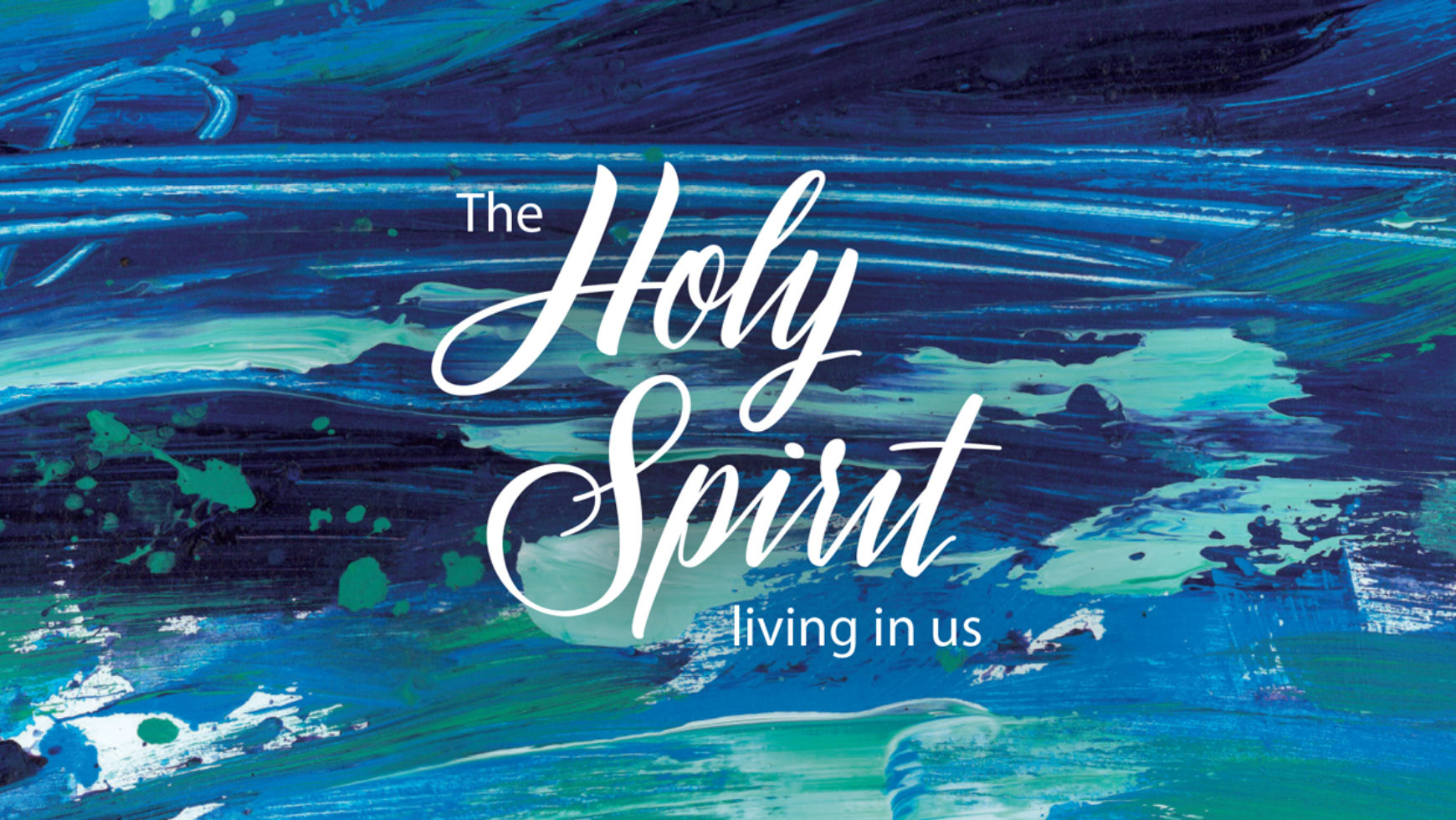 Holy Spirit is dweling in us forever