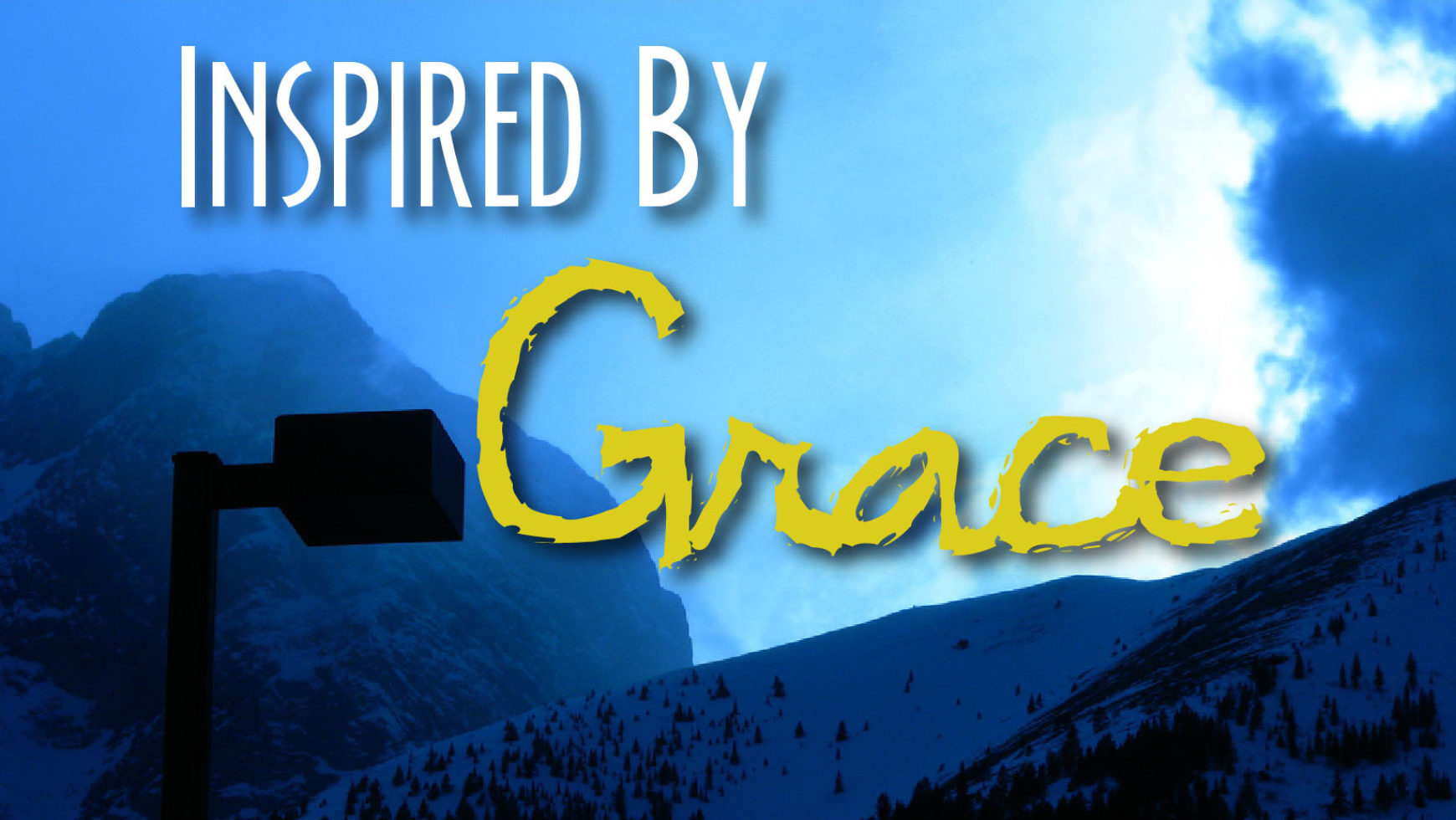 Inspired by grace