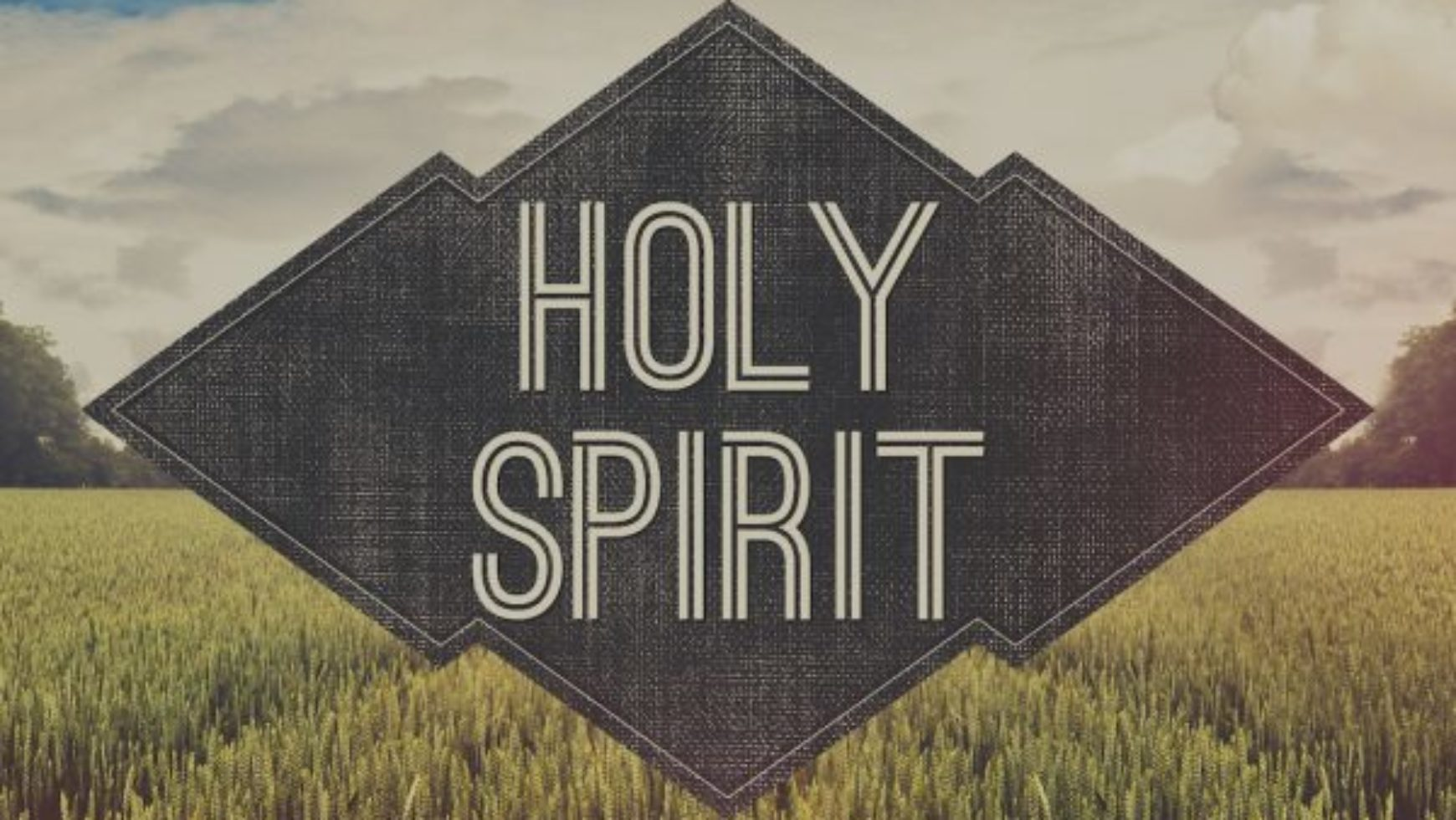Engage With The Holy Spirit